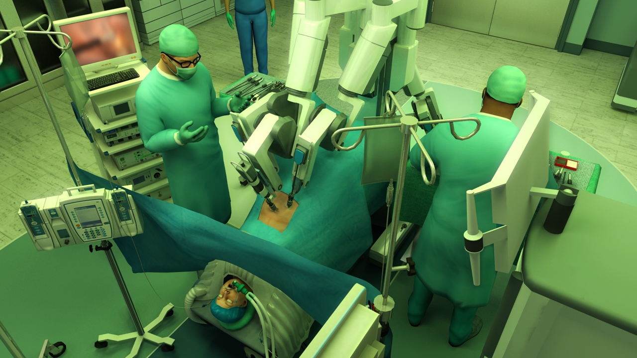 A new way to refine skills in robotic surgery